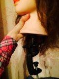 Голова для  причёсок;плетения косичек;. Фото 4.