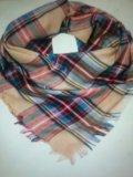 Платок шарф 100#100,весна,10расцветок. Фото 1.