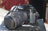 Pentax k20b. Фото 4.