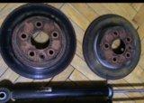 Опель астра j 1.4 turbo хэчбэк, задние ароматизато. Фото 3.