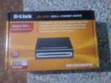Adsl-модем d-link dsl-2500 u. Фото 2.