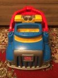 Машинка mega bloks. Фото 2.