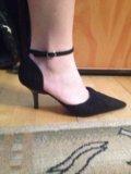 Туфли женские р. 39,5. Фото 1.