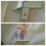 Шелковая блузка с кружевом joie. Фото 3.