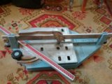 Профессиональный плиткорез сигма. Фото 1.