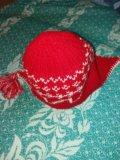 Зимняя шапка. Фото 1.