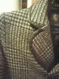 Стильное демисизонное пальто. Фото 2.