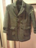 Стильное демисизонное пальто. Фото 4.
