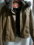 Куртка тепленькая. Фото 3.