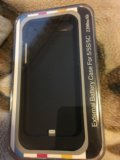Чехол-аккумулятор для айфона 5, 5s, 5c. Фото 3.