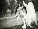 Крылья для фотосессий. Фото 3.