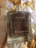 Baldessarini ambre edt 90 ml tester. Фото 1.