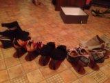Туфли разные. Фото 1.