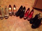 Туфли разные. Фото 2.