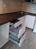 Кухонный гарнитур 3.0м. Фото 1.