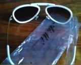 Очки новые белые унисекс. Фото 2.