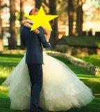 Свадебное платье 44-48 размера. Фото 3.