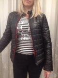 Новая куртка осень-весна. Фото 3.