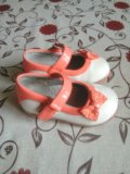 Туфельки лаковые. Фото 1.