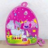 Детский рюкзак с пепой и софией. Фото 3.