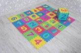 Мягкий коврик-пазл для детей. Фото 1.