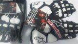Мото перчатки alpinestars мотоперчатки кожаные s1. Фото 4.