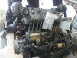 Двигатель 4dr5. Фото 1.