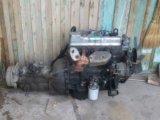 Двигатель 4dr5. Фото 4.