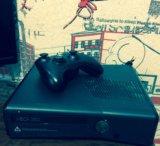Xbox 360 250gb. Фото 1.