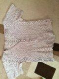 Кофты б/у укорочённые,  под юбку завышенную талию. Фото 3.