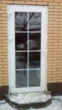 Металапластиковые окна и двери. Фото 1.