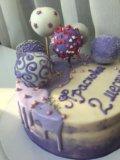 Торты и сладости на заказ. Фото 4.