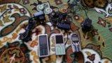 Старые телефоны. Фото 1.