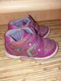 Ботинки осень , весна. Фото 1.