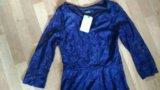 Новое платье гипюр 42. Фото 2.