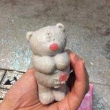 Подарок из 3d мыла - мишка тедди и сердце ❤️. Фото 3.