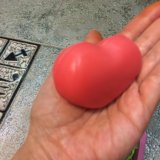 Подарок из 3d мыла - мишка тедди и сердце ❤️. Фото 4.