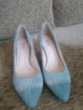 Продам туфли из натуральной кожи. Фото 1.