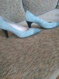 Продам туфли из натуральной кожи. Фото 2.