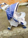 Летняя коляска. Фото 1.