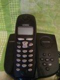 Цифровой радиотелефон + дополнительная трубка. Фото 2.