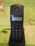 Цифровой радиотелефон + дополнительная трубка. Фото 3.
