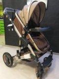 Новая коляска 2 в 1 wisesonle. Фото 4.