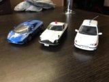 Коллекционные модели машин. Фото 2.