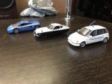 Коллекционные модели машин. Фото 3.