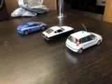 Коллекционные модели машин. Фото 4.