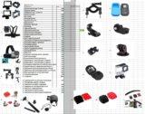 Аксессуары для экшен камер gopro, sony и д.р. Фото 1.