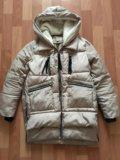 Куртка-дубленка (зима-весна). Фото 1.