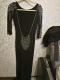 Шикарное платье. Фото 2.