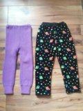 Детские штанишки на девочку(рейтузы). Фото 1.